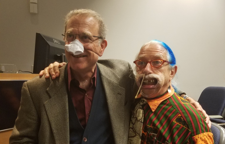 Meeting Patch Adams